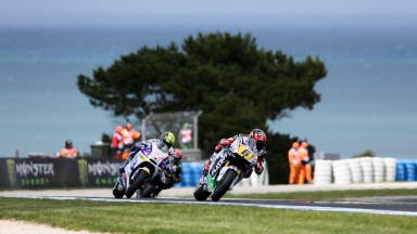 Bradl seventh on first day at Phillip Island