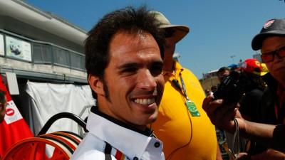 Elías a signé chez Blusens Avintia pour la saison Moto2™ 2013