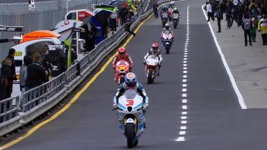 Redding lidera la FP3 a ritmo de récord