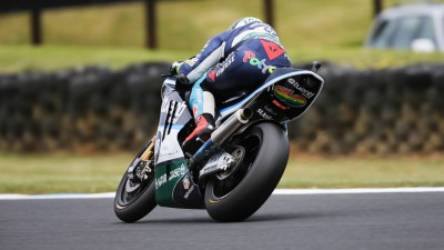 Pole-man Espargaró heads Phillip Island warm-up