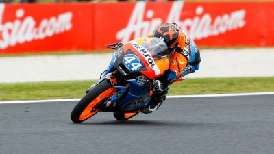 Brilliant second place on Oliveira's debut at Phillip Island