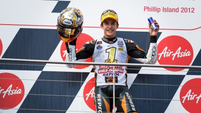 Marc Márquez – 2012 Moto2™ World Champion