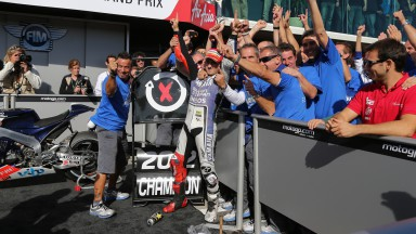 Jorge Lorenzo – 2012 MotoGP™ World Champion