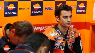 "Pedrosa : ""Plus de tristesse que de déception"""