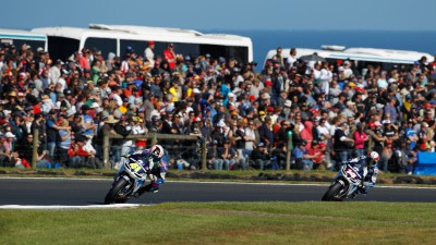 Espargaró favourite for CRT title after strong Phillip Island