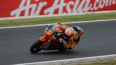 "Zarco ""Rookie of the Year"" con il 6° posto in Australia"