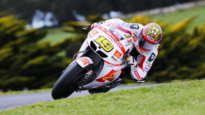 Bautista consolidates fifth in Australia