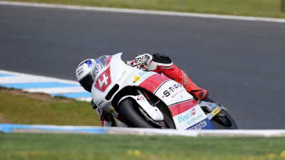 Superb comeback for Krummenacher at Phillip Island