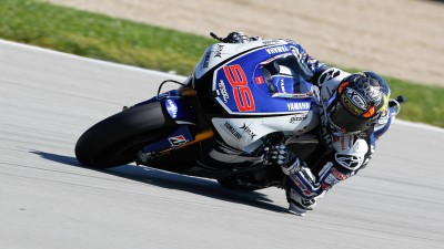 Champion Lorenzo sets his sights on victory in Valencia