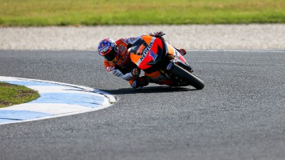 Stoner looks to bow out on a high in Valencia