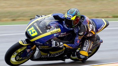 Siméon quickest in rain-hit Valencia first practice