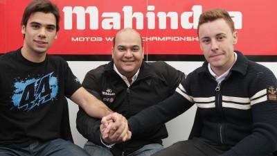 Oliveira et Vázquez courront pour Mahindra en 2013