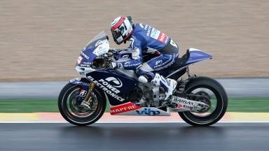 De Puniet lidera una clasificación de MotoGP con su CRT