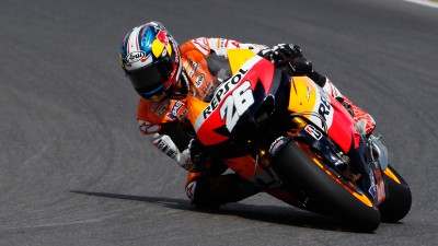Pedrosa fastest before qualifying at Valencia