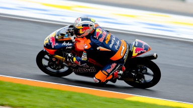 Cortese quickest in Valencia morning warm-up