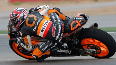 Sublime Márquez wins from last spot in stunning Valencia race