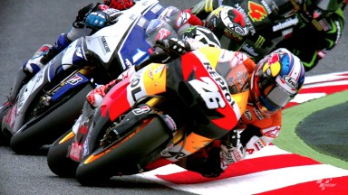 The 2013 season gets underway in Valencia with Live MotoGP™ Test
