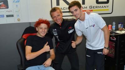RTG - 2013 mit zwei neuen Fahrern am Start