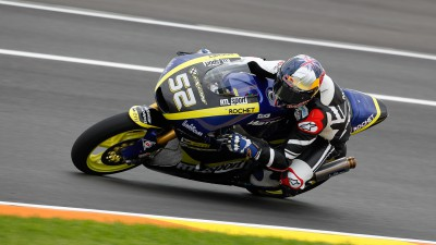 Official 2013 season Moto2™ test gets underway in Valencia