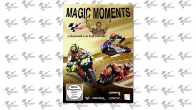 Alex Hofmann präsentiert die DVD - Magic Moments der MotoGP™