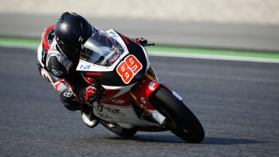 Alan Techer dresse le bilan de sa première saison en Grand Prix