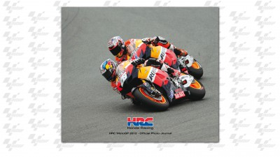 Honda Racing Corporation release 2012 Photo Journal online