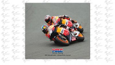 Honda Racing Corporation publie son Photo Journal 2012 en ligne