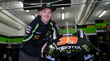Crutchlow and Smith frustrated by rain at Valencia test