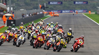 The CEV Buckler 2012 comes to an end at the Comunidad Valenciana Circuit