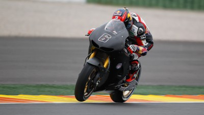 Bradl third in Valencia MotoGP™ test