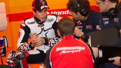 Rain hampers Bridgestone tyre evaluation in Valencia test
