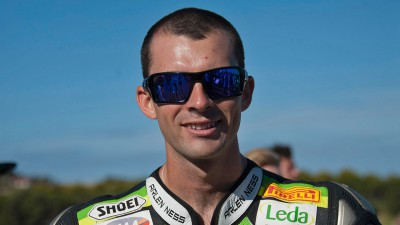 Bryan Staring on Go & Fun Honda Gresini CRT bike in 2013