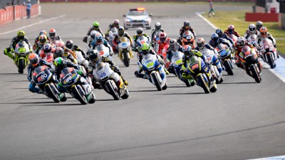 L'entry list provvisoria 2013 Moto2™