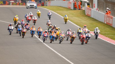 FIM releases provisional 2013 Moto3™ entry list