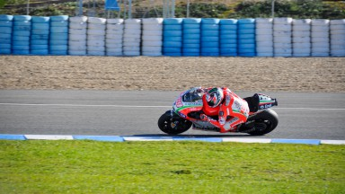 Jerez day two sees Hayden on top