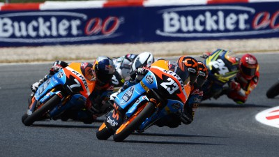 Changes to the CEV Buckler 2013