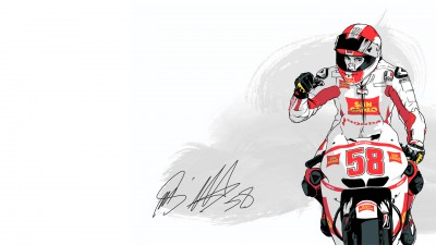 Coriano prepares for an exhibition on the life of Simoncelli