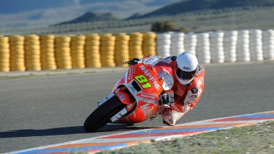 Mapfre Aspar Team Moto2 making progress at Almeria test