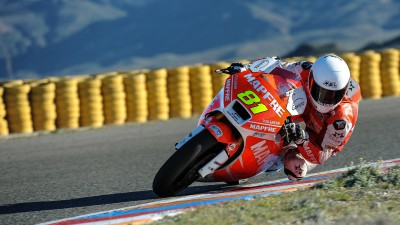 Le team Mapfre Aspar Moto2 termine ses essais à Almeria
