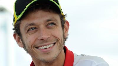 Rossi immer noch siegeshungrig