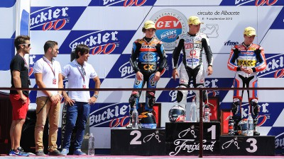 MotoGP™ continues to source riders from the CEV Buckler