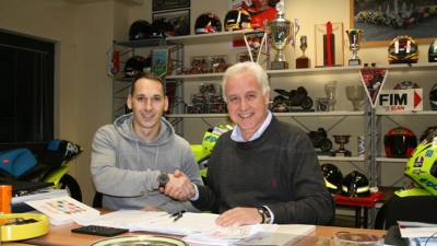 Lukas Pesek to ride for Came IodaRacing Team in 2013