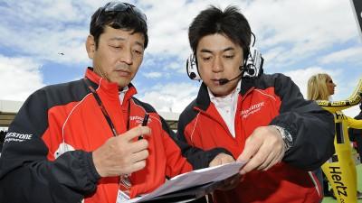 Hiroshi Yamada, de Bridgestone, aborda la campaña 2013 de MotoGP™