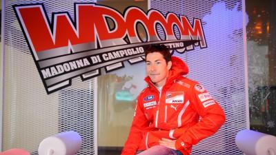 Das Ducati Team für Wrooom 2013 bereit
