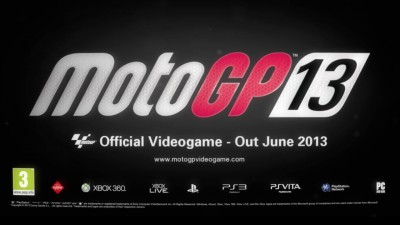 マイルストーンからオフィシャルビデオゲーム『MotoGP™13』が登場