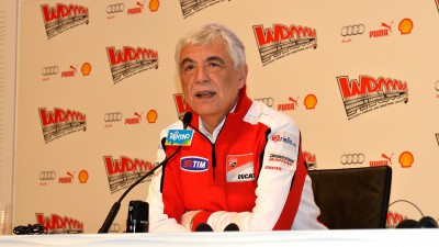 "Del Torchio: ""A new era has started for Ducati with the Audi group"""