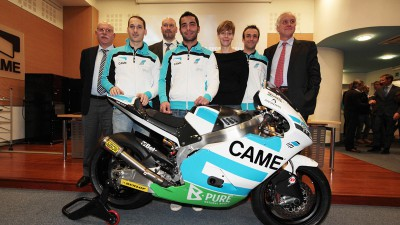 Si presenta il Came Iodaracing Team 2013