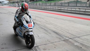Sepang CRT Test gets underway