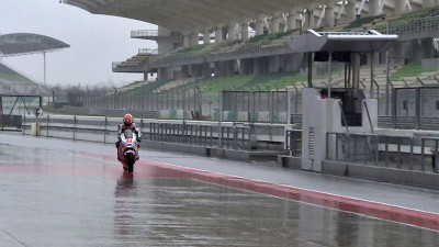 Rain and technical issues mar CRTs' second ECU test day in Sepang