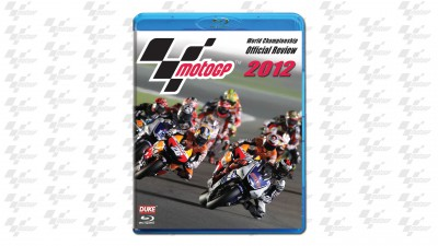 Official MotoGP™ 2012 Review DVD and Blu-ray special offer